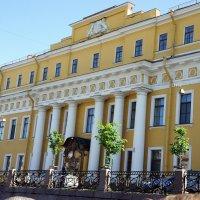 Юсуповский дворец на Мойке :: Елена Павлова (Смолова)
