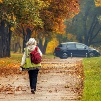 Осень :: Александр Линник