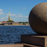 Петропавловская крепость :: Алексей Пономарчук