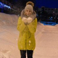 снежный поцелуй :: Света Кондрашова
