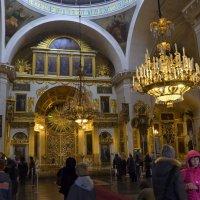 Внутри Преображенского собора :: Владимир Ильич Батарин