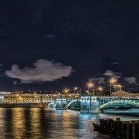 Биржевой мост :: Valeriy Piterskiy