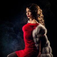 Кристина :: Фотограф Андрей Журавлев