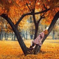 Осенний вальс :: Marina