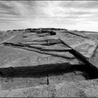 Раскопки :: Ахмед Овезмухаммедов
