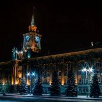 Вечерний Екатеринбург_2 :: Андрей Неуймин