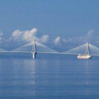 Мост Рио-Антирио :: Елена Милая