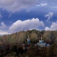 Сельская церковь :: Владимир Рязанов
