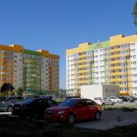 Жилой комплекс на Лексина :: Александр Рыжов