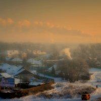 Бодрящее морозное утро. :: Виктор Иванович