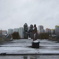 Памятник воинам-интернационалистам, погибшим в Республике Афганистан, в 1979 – 1988 годах :: Елена Павлова (Смолова)