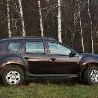 Renault Duster :: Paparazzi