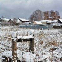 Бывает осень белая :: Николай Масляев