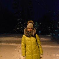 В снегу стоит и не мёрзнет :: Света Кондрашова