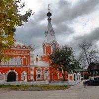 Старообрядческая церковь в Семёнове :: Mary Коллар