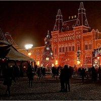 ГУМ в интерьере Новогодней Красной площади :: Кай-8 (Ярослав) Забелин