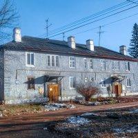 Старый дом :: Вячеслав Баширов