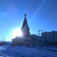 Храм Усекновения Главы Иоана Предтечи в Братеево :: Аlexandr Guru-Zhurzh