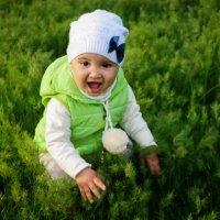 маленький человечек - большая радость :: Алина Лисовская