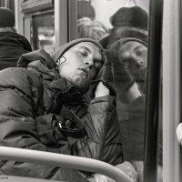 Московские пробки. :: Сергей Басов