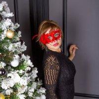 Красная маска :: LanaG Parenkova