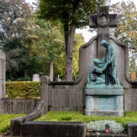Северное кладбище Дюсседьдорфа :: Witalij Loewin