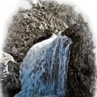 Водопад :: Alexander Dementev