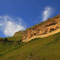 Орёл, с отдалённой поднявшись вершины, парит неподвижно... :: Vladimir 070549
