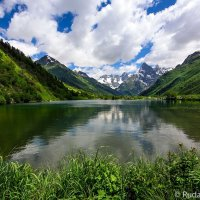Озеро Туманы-кель. Теберда. :: Сергей