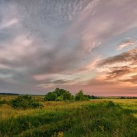 Земля и небо :: Женя Лузгин