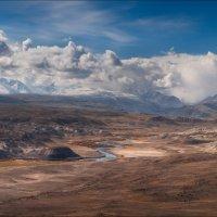 Горы, небо, облака ... :: Влад Соколовский