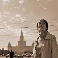 Глядя в небеса :: Константин Поляков