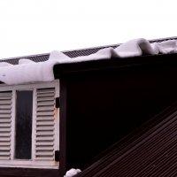 Снежная простынка :: Марина