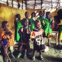 В масайской школе...Танзания! :: Александр Вивчарик
