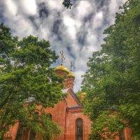 Храм в Горном. :: Игорь Карпенко