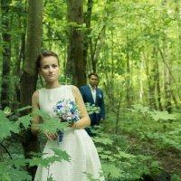 Свадебная прогулка :: Борис Исаев