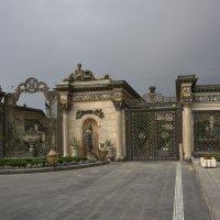 Где-то в Армении. Домик у дороги. Somewhere in Armenia. House near the road. :: Юрий Воронов