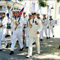 Севастополь. День флота: Белое воинство сил Света... :: Кай-8 (Ярослав) Забелин