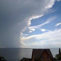 Огромное небо! :: Вера Щукина