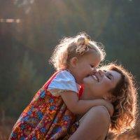 Материнское счастье :: Наталья Мячикова