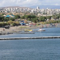Тверия на берегу Кинерета :: Герович Лилия