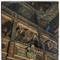 Внутри. Церковь мира, Свидница :: Николай Милоградский