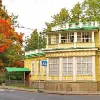 Дом А.К.Китаевой ( арх В.М.Горностаев, 1827 г.) :: Олег Попков