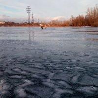 Вид на Южный мост :: Александр Алексеев
