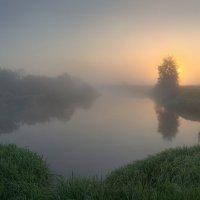 Рассвет на Шерне :: Александр Бархатов