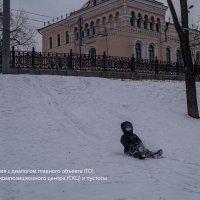 Дитя города :: Алексей Колганов