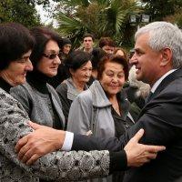 Матери и Президент :: Илья Скупой