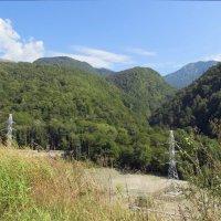 В горах :: Вера Щукина