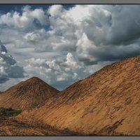 Холмы небесные и земные :: Алексей Патлах