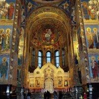Санкт-Петербург, храм Спас на Крови. :: Владимир Ильич Батарин